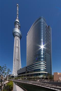 東京スカイツリーイーストタワー(R)(東京スカイツリータウン(R))