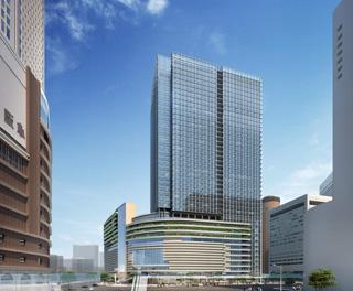 (仮称)梅田1丁目1番地計画ビル