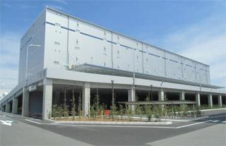 京浜トラックターミナル7号棟